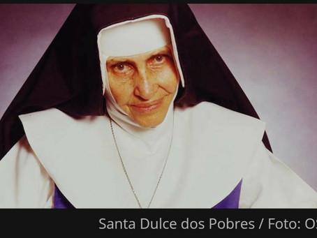 Concurso virtual busca propagar devoção a Santa Dulce dos Pobres