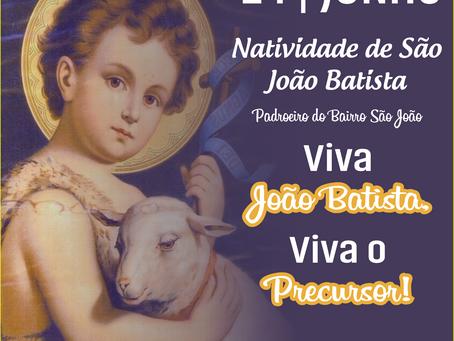 História de São João Batista