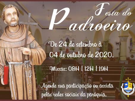 Com restrições e número de fiéis reduzido, Paróquia de Cruz irá celebrar Festa e Novena do Padroeiro