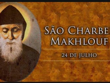 Hoje é celebrado São Charbel Makhlouf, exemplo de vida consagrada e mística