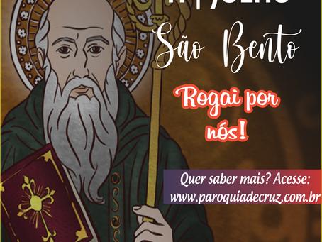 HISTÓRIA DE SÃO BENTO