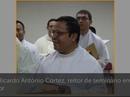 Reitor do Seminário Romero é assassinado em El Salvador