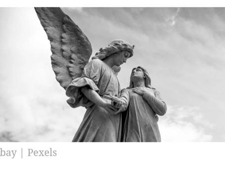 Como permitir que os anjos se envolvam mais em sua vida