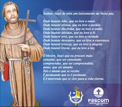 oração de SF