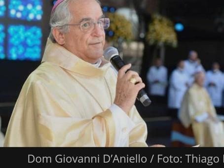 Núncio Apostólico se despede do Brasil com Missas em Aparecida