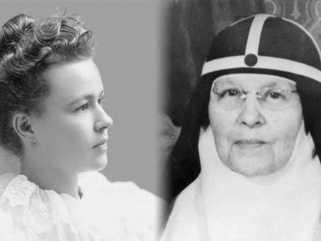 Santo do dia 24 de abril - Maria Isabel Hesselblad