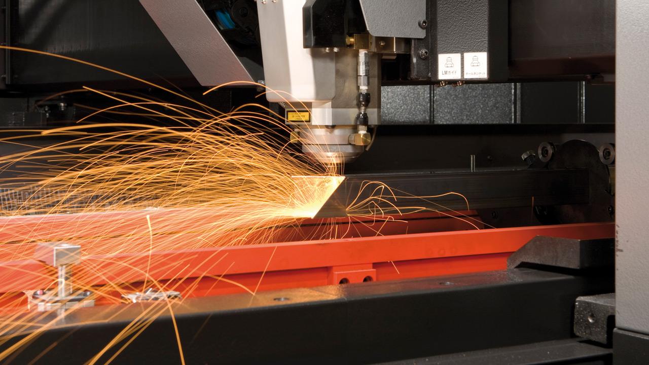 Amada Laser Cutting