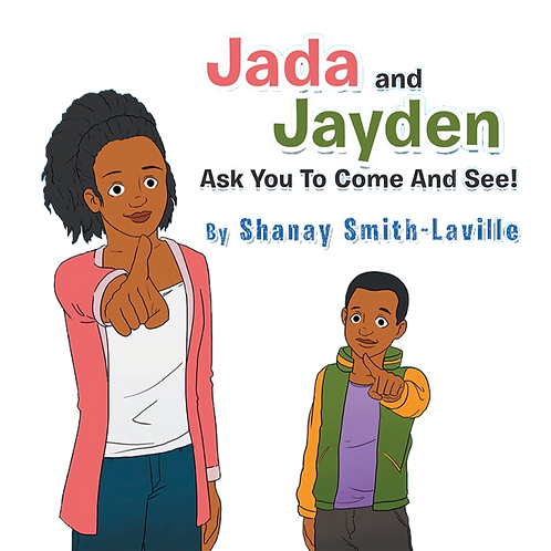 Jada and Jayden Book