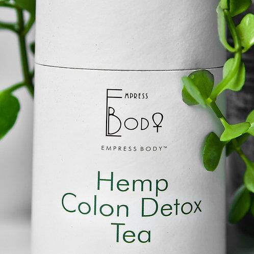 Colon Detox Tea (Hemp) Pre Order Only
