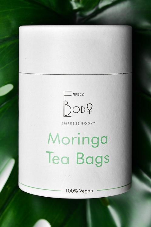 Organic Moringa Teabags
