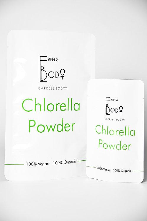 Organic Chlorella Powder (Pre order)