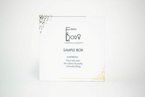 Premium Sample Box (Pre - order)