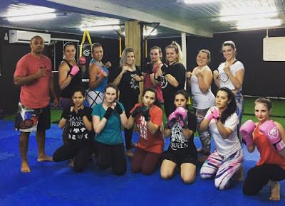 Muay Thai Feminino