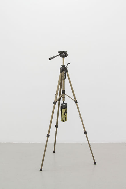 Christofer Degrér, Custom Tripod (economy version), 2015-2017/2018