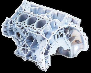 3D printed objet part