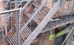 Fire Escape Repairs