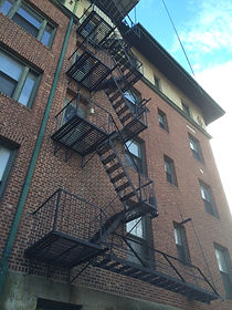 Fire Escape Refurbishment