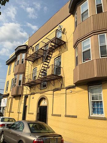 Fire escape repairs Massachusetts