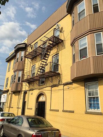 Fire escape repairs Connecticut