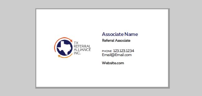 Business Cards no/headshot