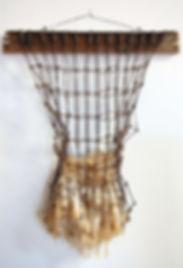 C. Allen, Bedwax, Wax, metal, wood, 45x3