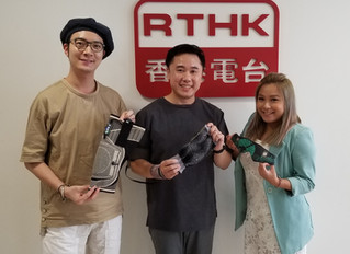 KnitWarm - RTHK Radio 2
