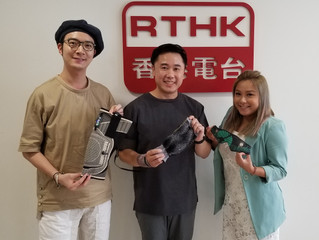 KnitWarm - RTHK Radio 2