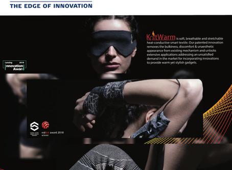 KnitWarm @ IFA Next - Market Vision (in Spanish)