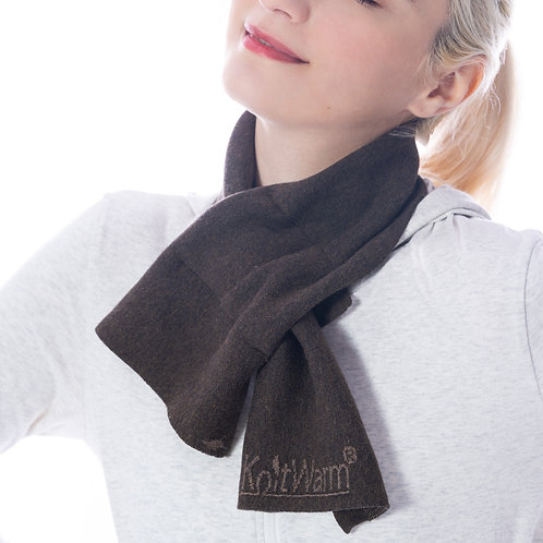 CrossOver Scarf  + 3000mAh ultra slim power bank - Cotton TENCEL