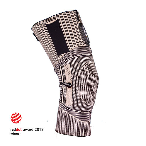 Smart KneeSleeve + 3000mAh ultra slim power