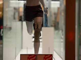 「智能發熱護膝」由來 @ 口水多過浪花