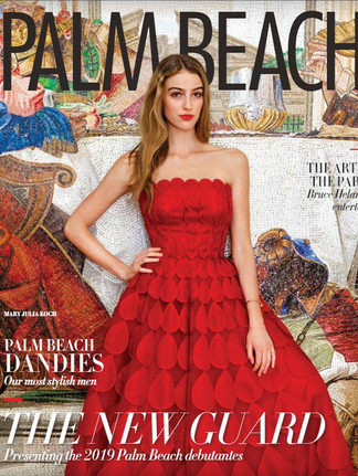 Palm Beach Illustrated March 2019