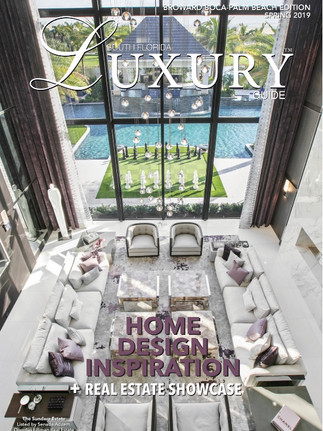 South FLorida Luxury Guide Magazine 2019