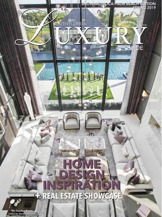 South FLorida Luxury Guide Magazine 2019