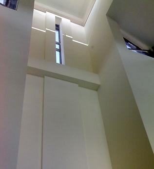 AMJ Plastering, example of Plastering