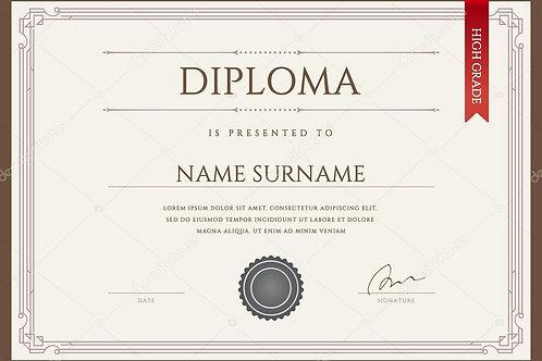 Adatvezérelt Online Marketing Menedzser Diploma