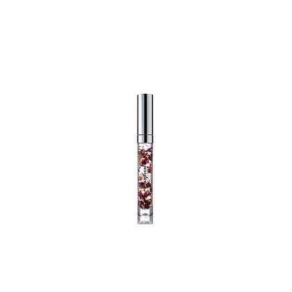 Olje za nego ustnic z dodanimi cvetnimi listi vrtnice 4ml