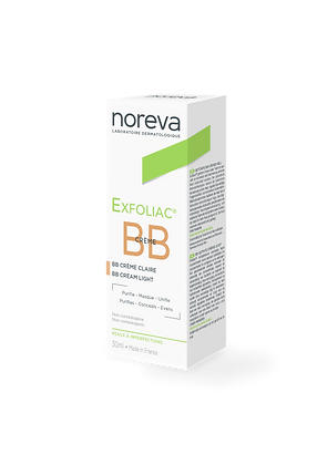 Exfoliac BB krema za mastno kožo LIGHT 30ml
