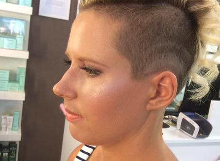 Make up za nosečniško fotografiranje