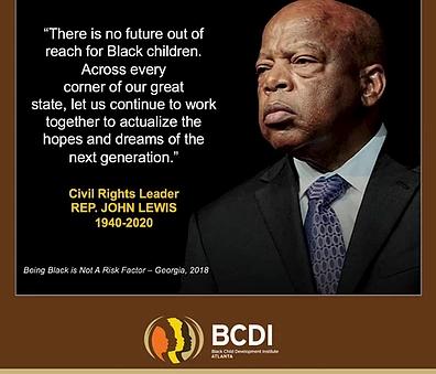 Remembering Congressman John Lewis