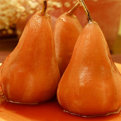 Brandied Pear