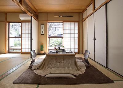 Sakura River Inn apartment