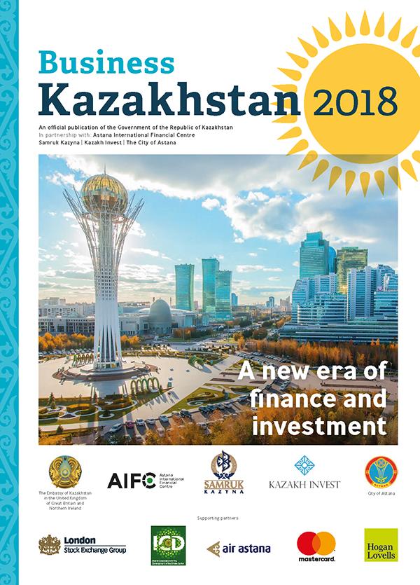 Business Kazakhstan 2018