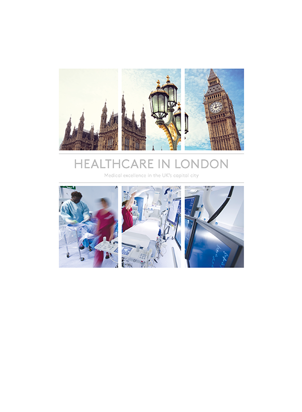 Healthcare in London First Edition