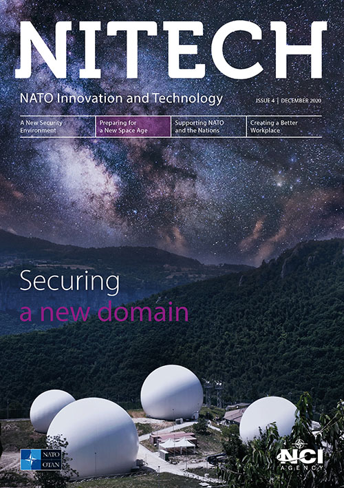 NITECH issue 4 – NCI Agency publication