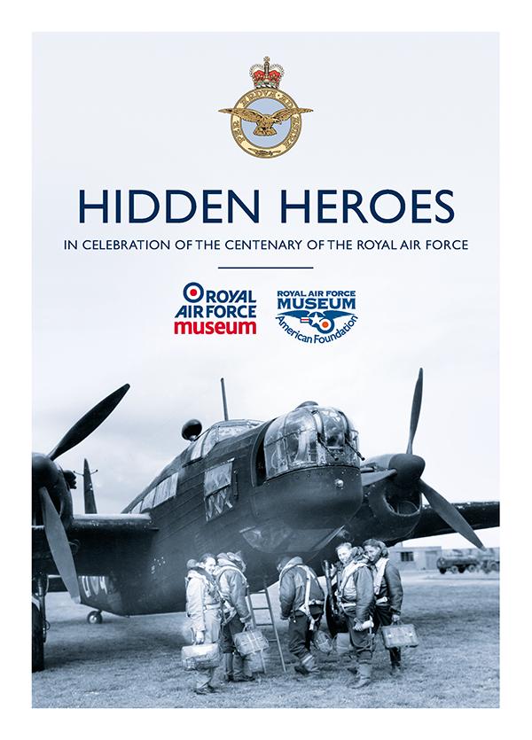 RAF Museum Hidden Heroes NY