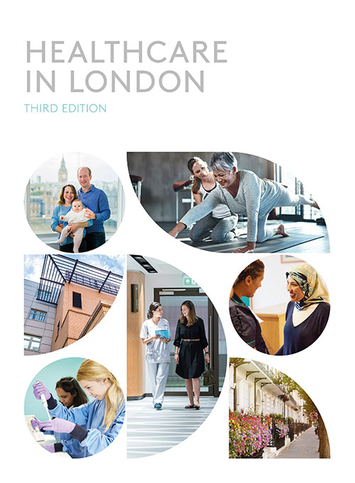 Healthcare in London Third Edition2020