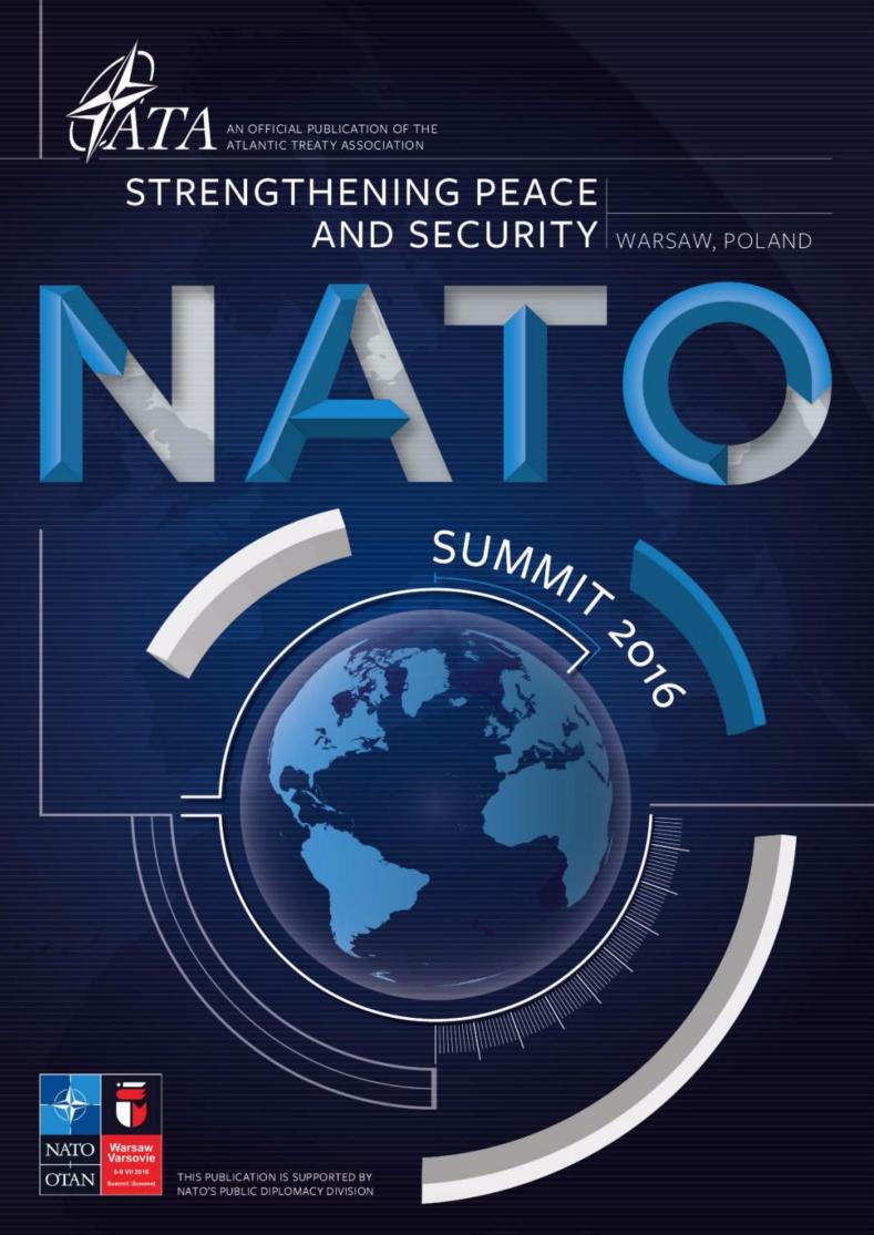 NATO Summit 2016