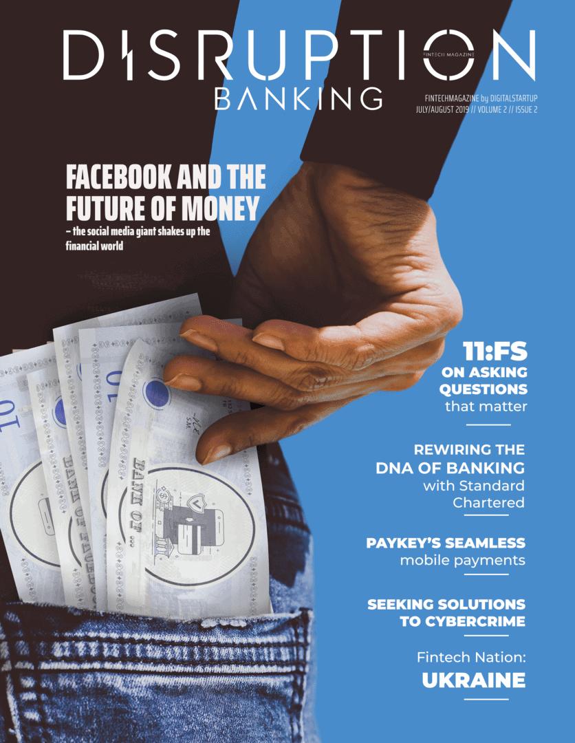 Disruption Banking magazine