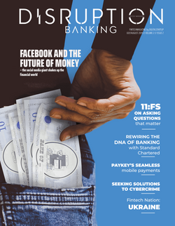 Disruption Banking magazine